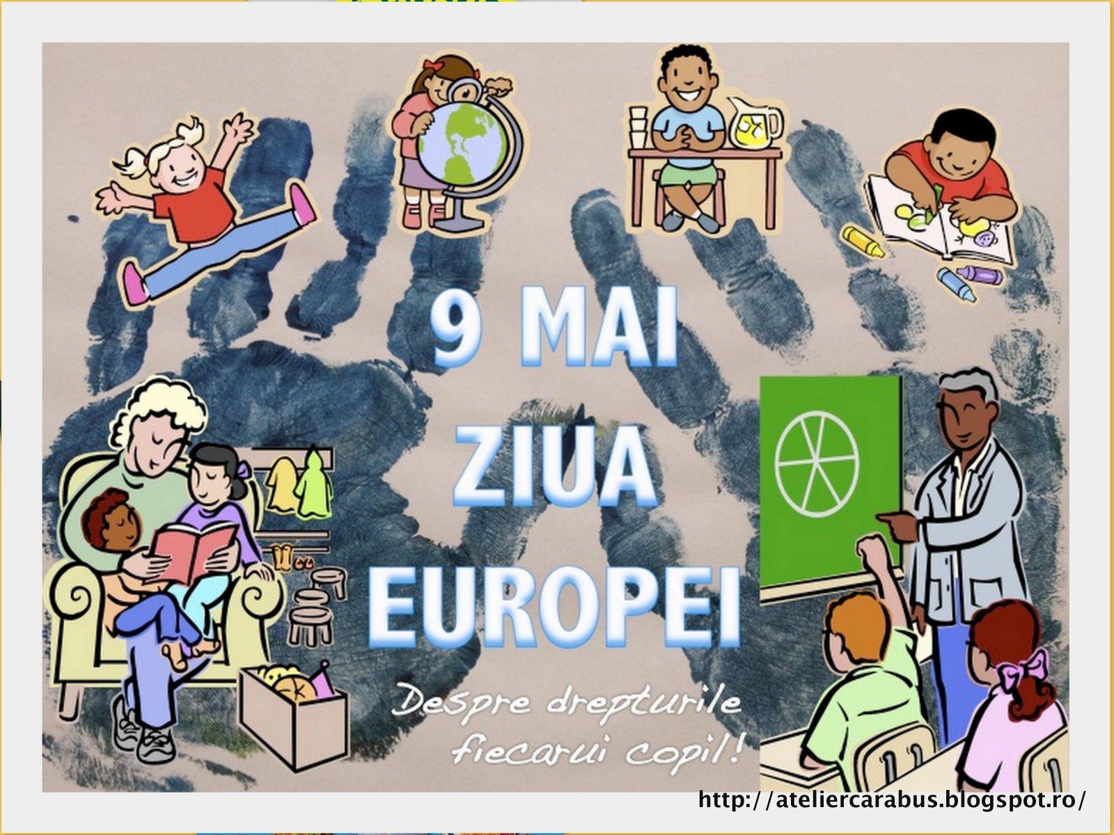 Nepoti Pentru Bunici Voluntariat De Ziua Europei Copii