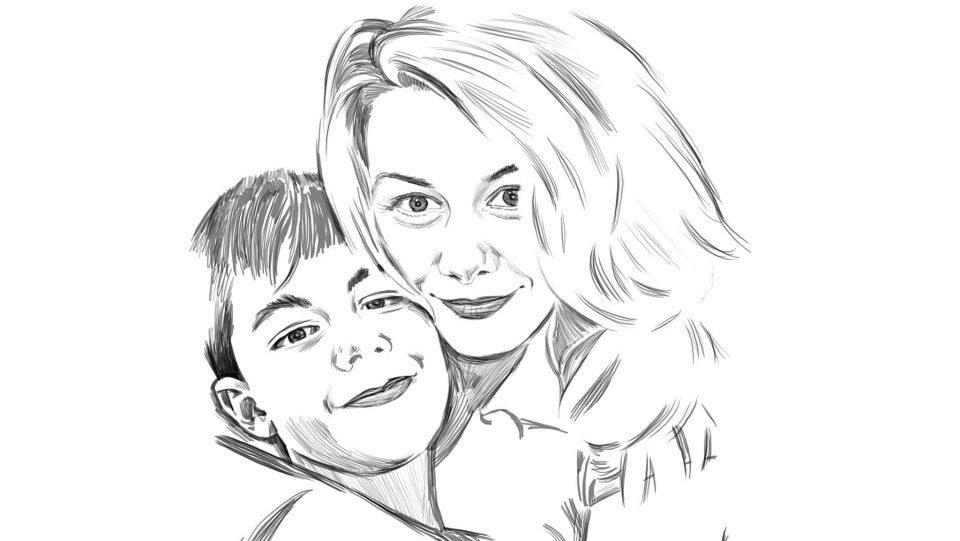 Copii și mame
